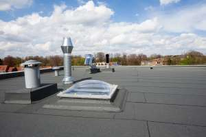 Commercial Flat Roofing Denver CO